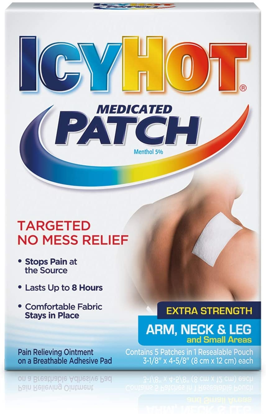 featured image icy hot patch review